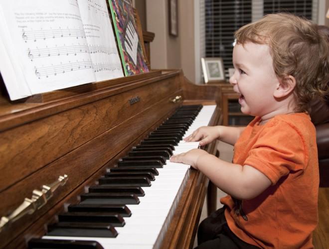 Mẹo giúp trẻ thích học đàn Piano