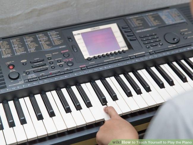 Cách học đàn Piano điện đạt hiệu quả 2