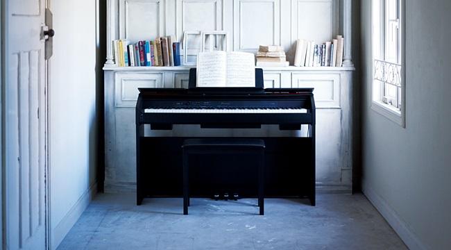 Phân biệt đàn Piano điện Casio Privia và Celviano