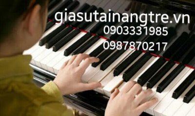 Dịch vụ dạy kèm đàn Piano tại nhà