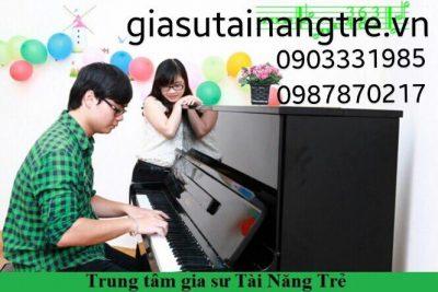 Dịch vụ dạy kèm Piano tại TP HCM