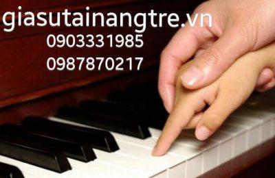 Dịch vụ dạy kèm Piano tại nhà các quận TP HCM