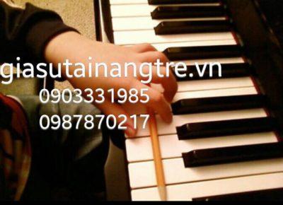Dịch vụ gia sư Piano tại nhà Quận 1