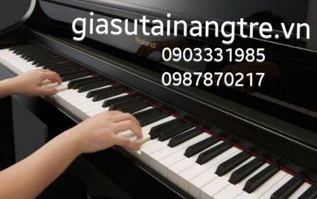 Dịch vụ gia sư dạy kèm Piano tại nhà