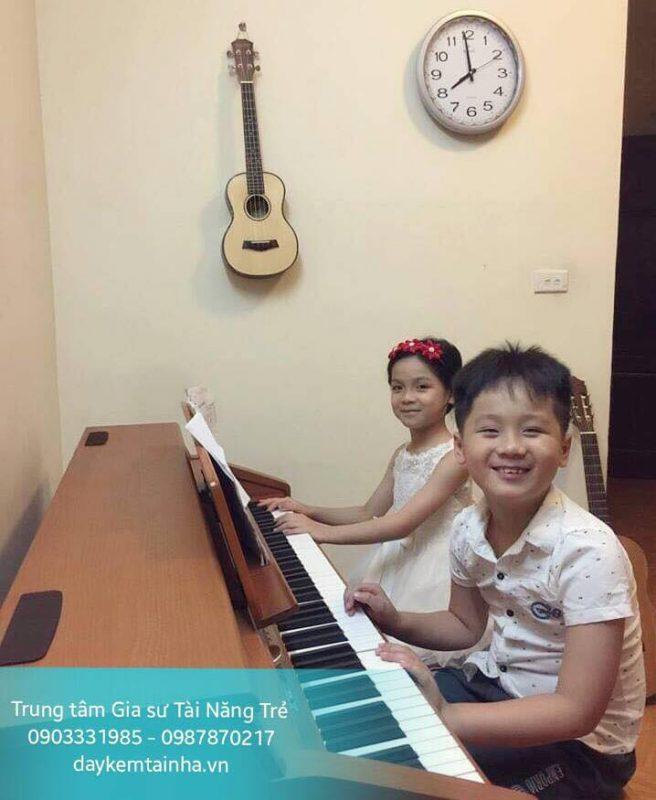 Tìm gia sư dạy đàn Piano tại TPHCM