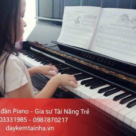 Tìm gia sư dạy đàn Piano tại nhà